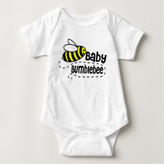 Baby Bumblebee Baby Bodysuit