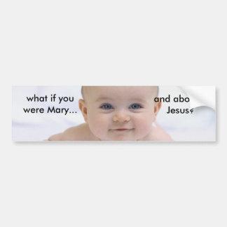 baby bumper sticker