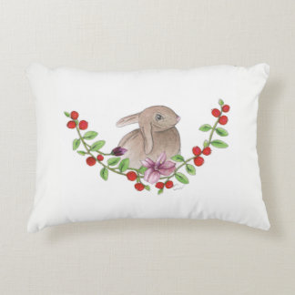 BABY BUNNY ACCENT PILLOW