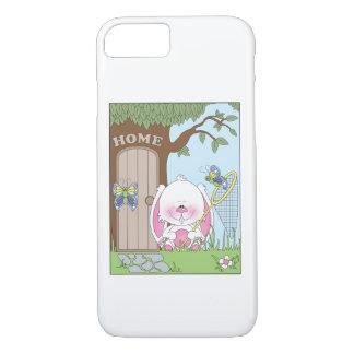 Baby Bunny Cartoon iPhone 7 Case
