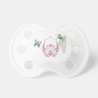 Baby Bunny Cartoon Pacifiers