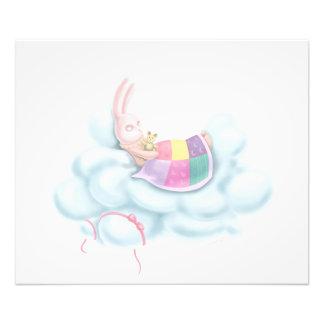 Baby Bunny Photo Print