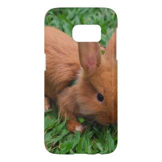 Baby Bunny Samsung Galaxy S7 Case
