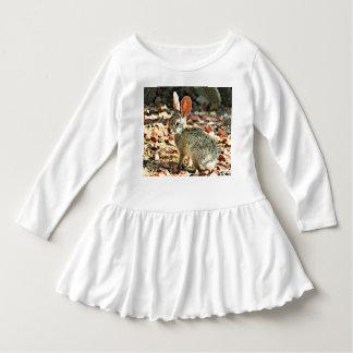 Baby Bunny Toddler Ruffle Dress