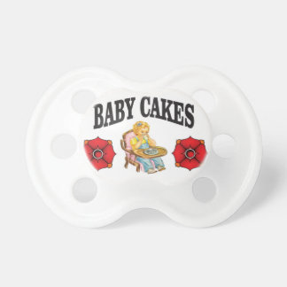 baby cakes child pacifiers