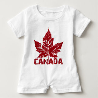 Baby Canada Souvenir Creeper Baby Canada Jumper