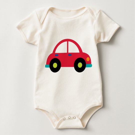 Baby Car Baby Bodysuit