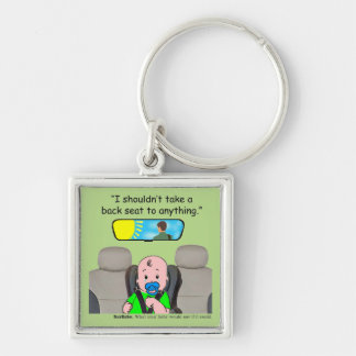 Baby Care Keychain