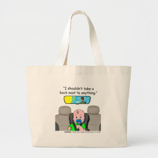 Baby Care Large Tote Bag