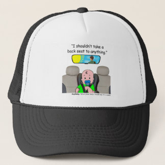 Baby Care Trucker Hat