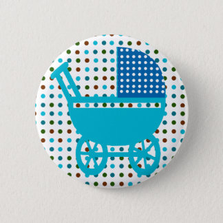 Baby Carriage Gifts 2 Inch Round Button