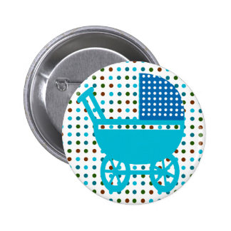 Baby Carriage Gifts Pins