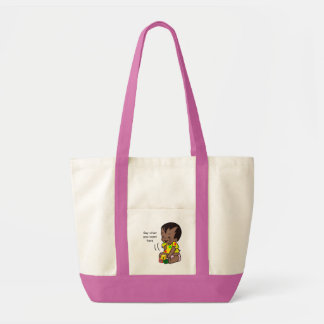 Baby Cartoon to Personalize - Bags