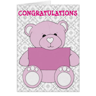 Baby Celebration Card