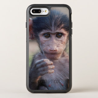 Baby Chacma Baboon (Southern Africa) OtterBox Symmetry iPhone 8 Plus/7 Plus Case