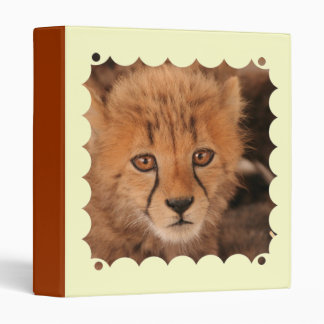 Baby Cheetah Binder
