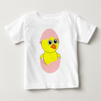 Baby Chick Maternity Girl Pink Baby T-Shirt