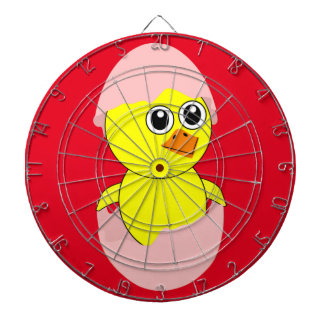 Baby Chick Maternity Pink For Girls Dartboard