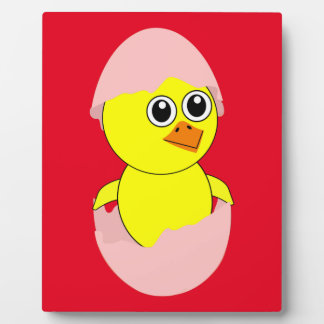 Baby Chick Maternity Pink For Girls Plaque