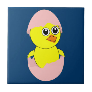 Baby Chick Maternity Pink For Girls Tile