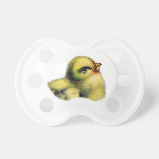 Baby chick Pacifer Pacifier
