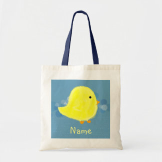 Baby Chick Reusable Gift Bag / Shopping Tote
