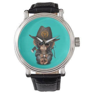 Baby Chimp Zombie Hunter Watch