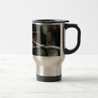 Baby Chimpanzee Travel Mug