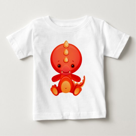 Baby Chinese Dragon Baby T-Shirt