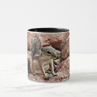 Baby Chipmunk Coffee Cup