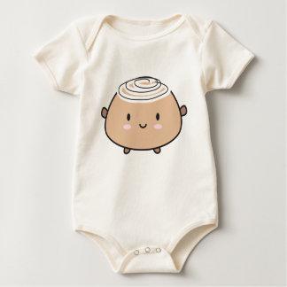 Baby Cinnamon Bun Baby Bodysuit