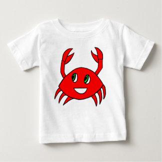Baby Clothes -Happy Crab Shirt
