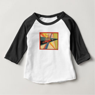 BABY CLOTHES:WITH VINTAGE FRENCH ILLUSTRATIONS. BABY T-Shirt