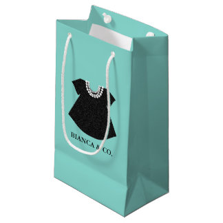 BABY & CO Little Black Dress Party Gift Bag