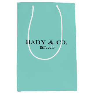 BABY & CO Shower Baby Party Gift Bag