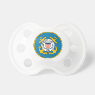 Baby Coast Guard Pacifier
