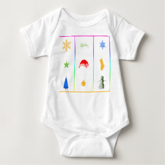 Baby Color Baby Bodysuit