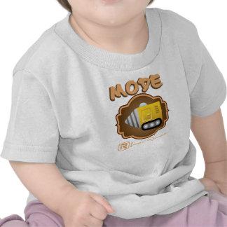 Baby Construction vehicle Shirts