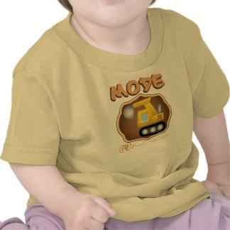 Baby Construction vehicle Shirt
