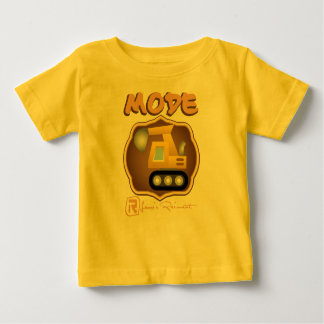 Baby Construction vehicle T-shirt