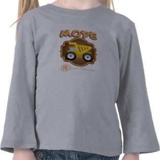 Baby Construction vehicle Tee Shirt