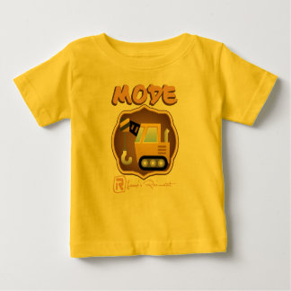 Baby Construction vehicle Tee Shirts