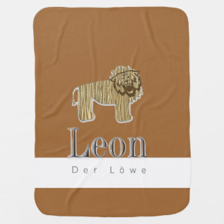 Baby cover Leon Swaddle Blanket