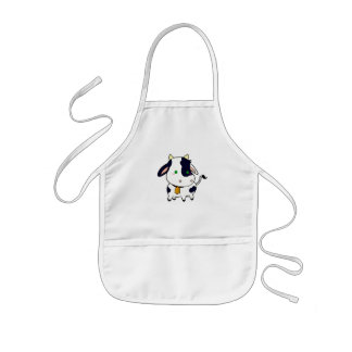 Baby Cow Aprons