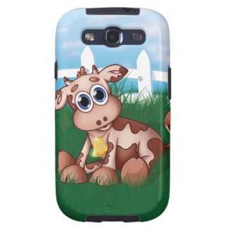 Baby Cow Galaxy SIII Cases