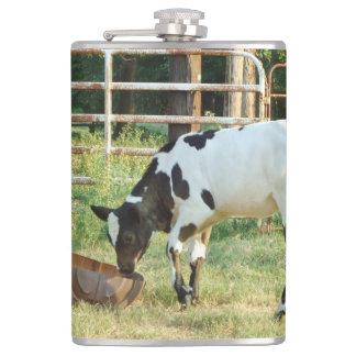 Baby Cow Hip Flasks