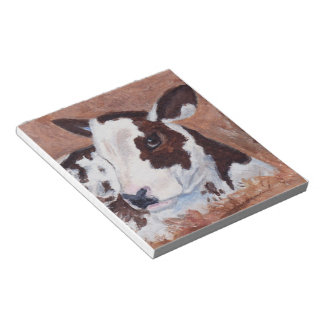 Baby Cow Notepad