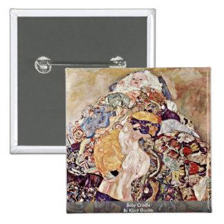 Baby Cradle By Klimt Gustav Pins