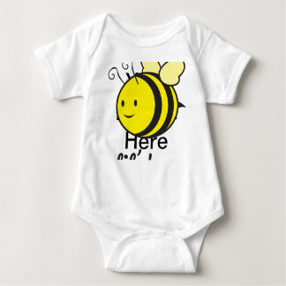 Baby Creeper with Bee Design