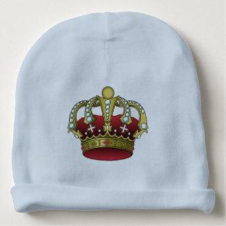 Baby crown beanie cap baby beanie
